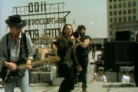 U2 - Where The Streets Have No Name (video - long version)