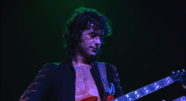 Jimmy Page of Led Zeppelin in The Song Remains The Same